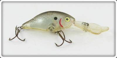 Vintage Luhr Jensen Translucent Grey Scale Hot Lips Lure