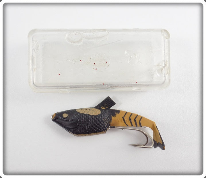 Vivif Black & Gold Living Action Lure In Original Box