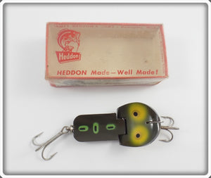 Heddon Bullfrog Stingaree In Correct Box