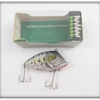 Heddon Natural Crappie Pico Perch In Unmarked Box
