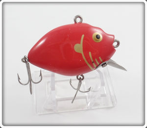 Heddon Red 9630 Punkinseed Ornament/Lure