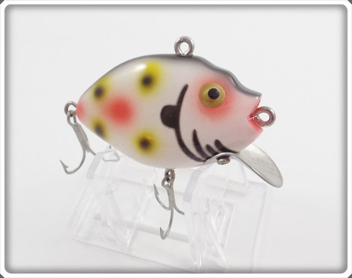Heddon Strawberry Spot 9630 Punkinseed Ornament/Lure