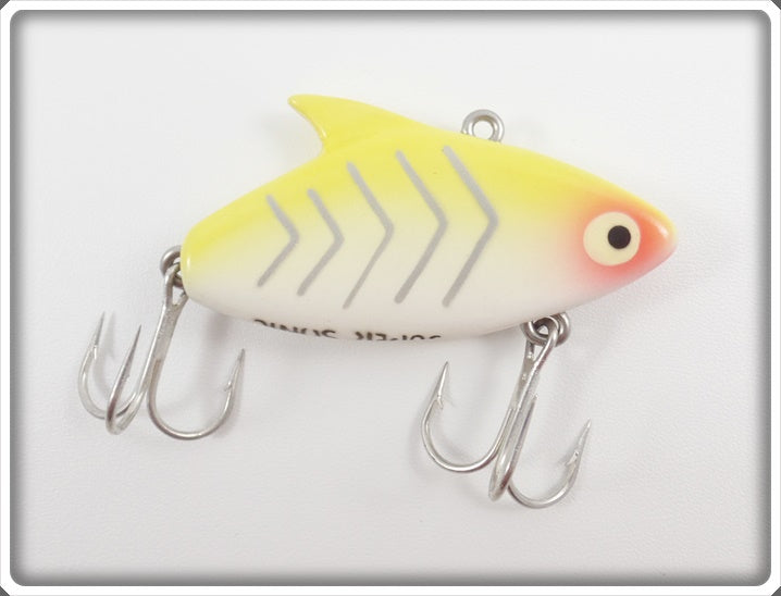 Heddon Limited Edition Yellow Shore Super Sonic