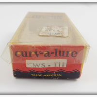 Northwood Tackle Co Curv A Lure In Box