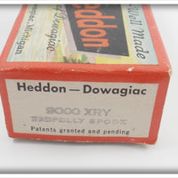 Heddon Yellow Shore Tadpolly Spook In Correct Box