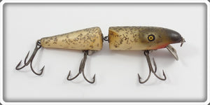 Pflueger Silver Sparks Jointed Palomine