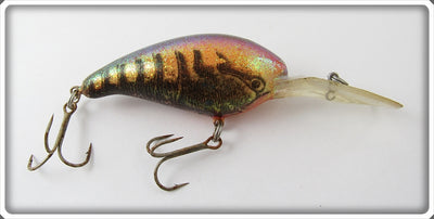 Vintage Bill Norman Natural Crawdad Glitter Big N Lure