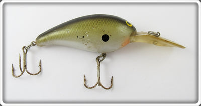 Vintage Bill Norman Black Scale Big N Lure