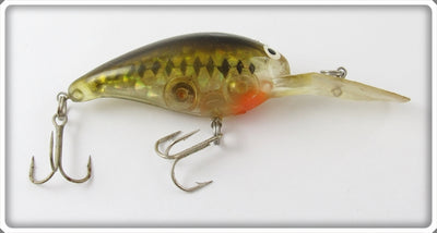 Vintage Bill Norman Hologram Finish Big N Lure