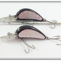 Heddon PSA Silver Dace Shiner Hedd Hunter Pair