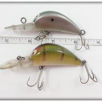 Heddon Hedd Hunter Pair: Perch & Shad