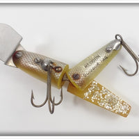 Heddon Yellow Flash Scissor Tail