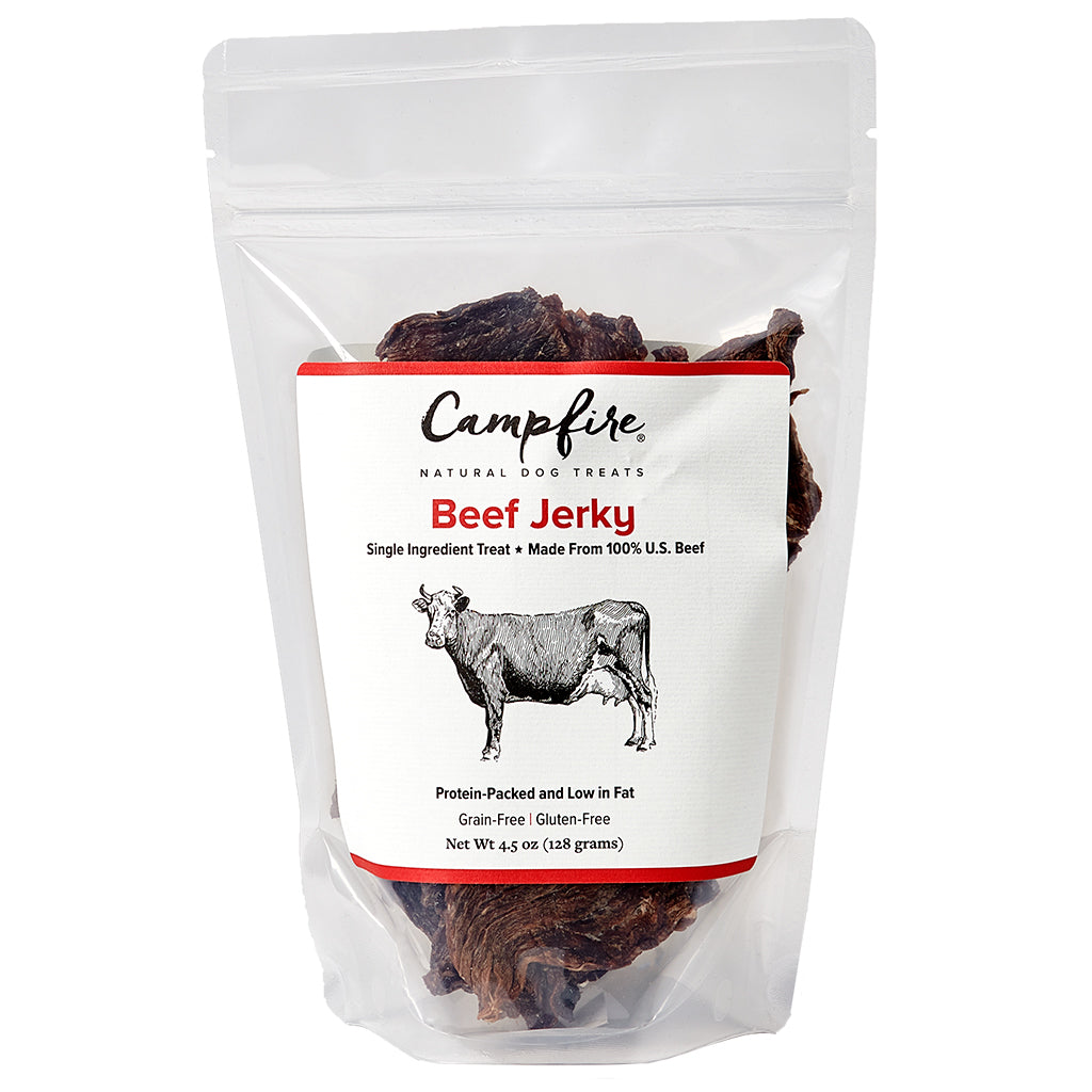 Beef Jerky for Dogs