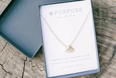 Purpose Jewelry Limited Edition Anniversary Shakti Necklace