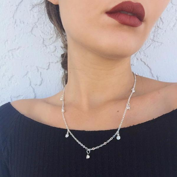 Athena Necklace - Affordable and elegant