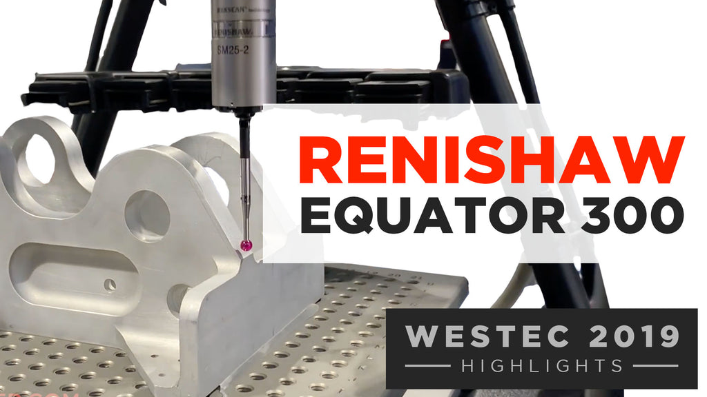 Renishaw Equator 300 CMM - High Speed Comparative Gauge System