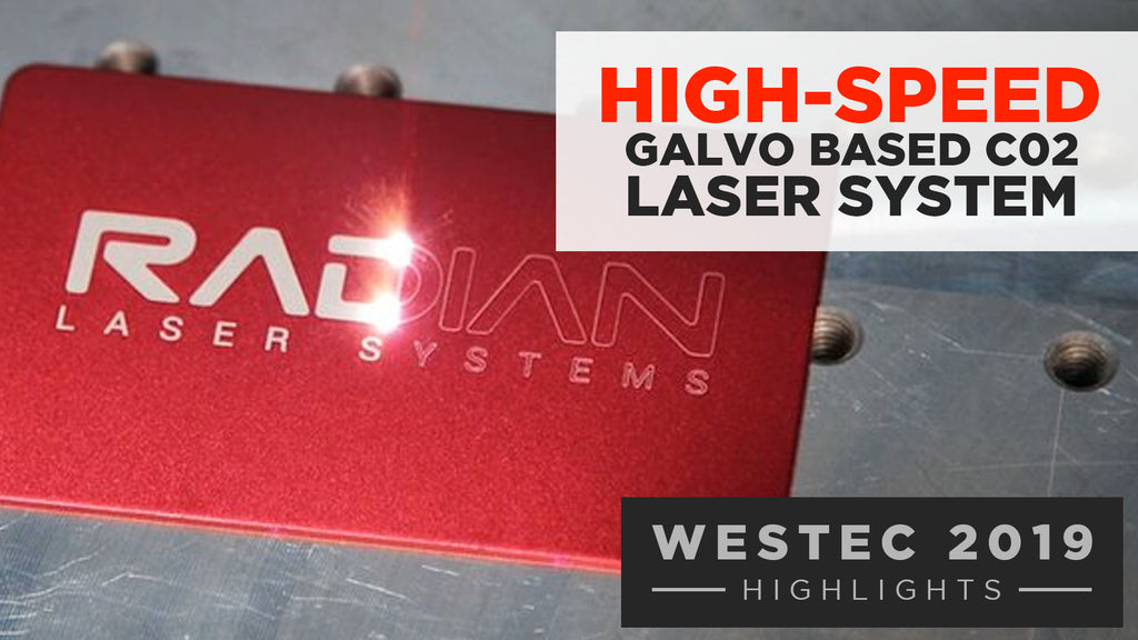 Radian Open Frame Fiber & Co2 Galvo-based Laser Systems