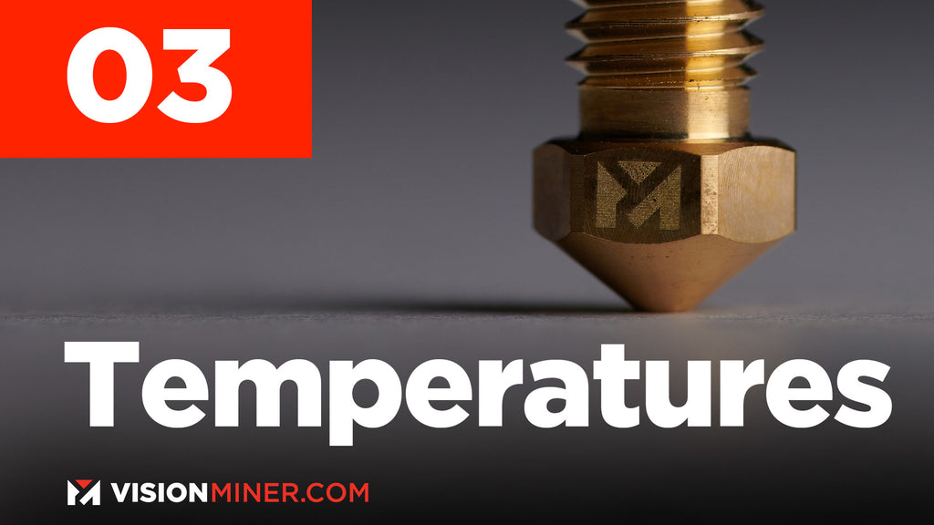 3D Printing: What's Too Hot or Too Cold?