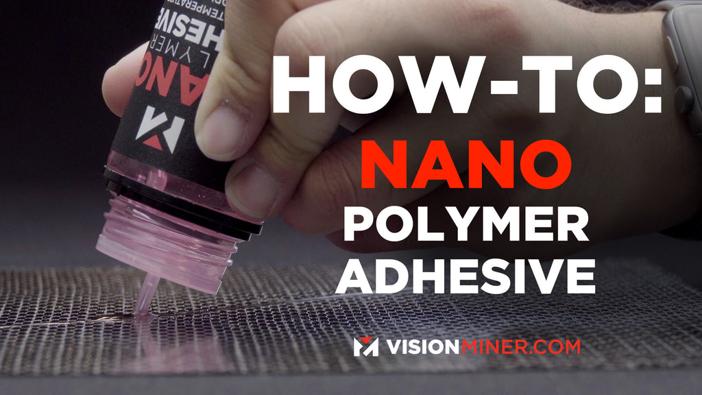 How To Use Nano Polymer Adhesive for 3D Printer Bed Adhesion