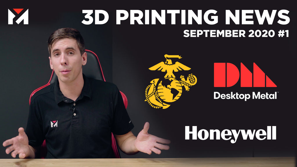 3D Printing News: DM Goes Public at $2.5 BILLION + More!