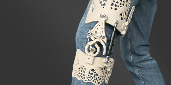 Medical Case Study on Bionic Knee - 3D Printed in PEEK