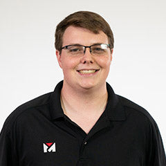 Daniel Barfield, Additive Manufacturing Engineer