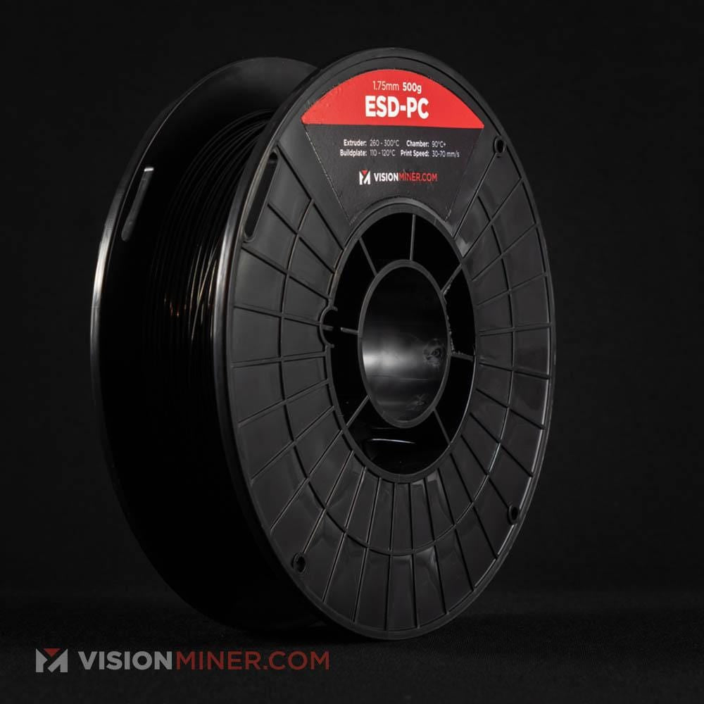 ESD-PC 500g Vision Miner Filament