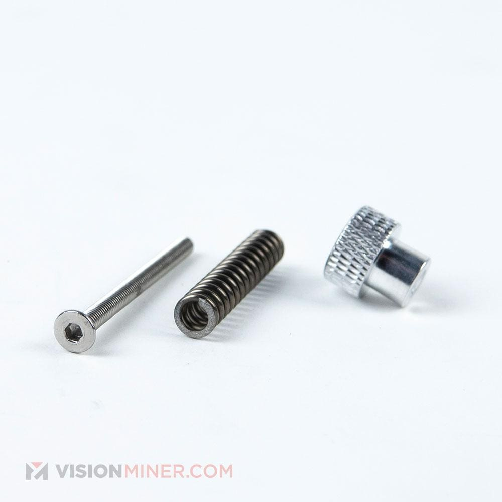 Build Plate Screws