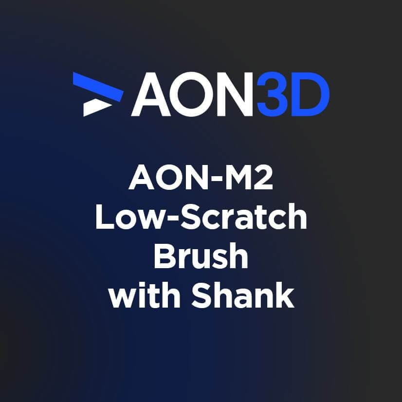 Low-Scratch Brush with Shank