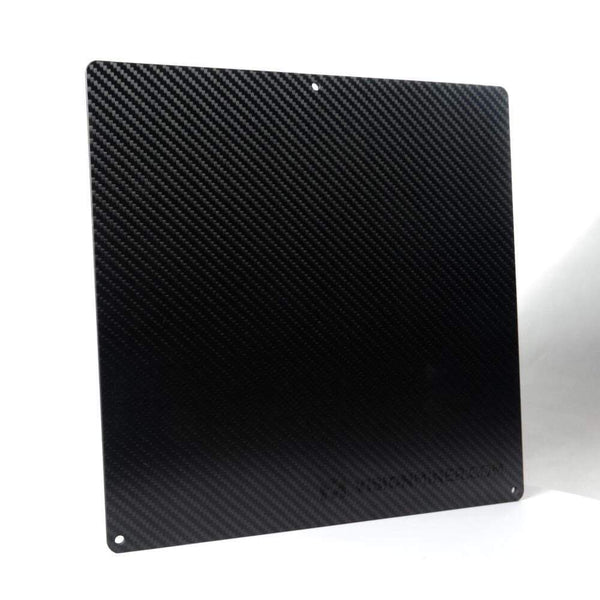 Carbon Fiber Plate Funmat HT Enhanced Vision Miner Printer Parts