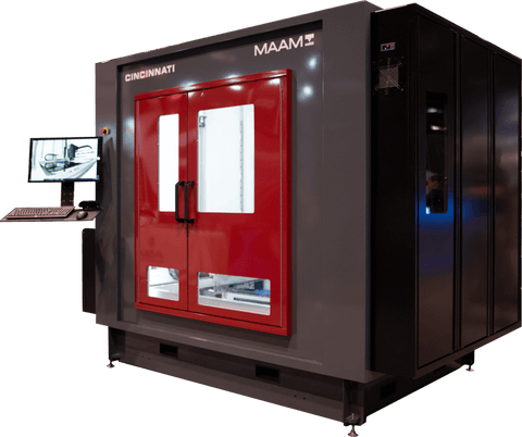 Cincinnati MAAM Cincinnati, Inc 3D Printer