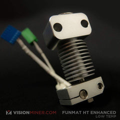 Funmat HT HotEnd Enhanced Low Temp Intamsys Extruders