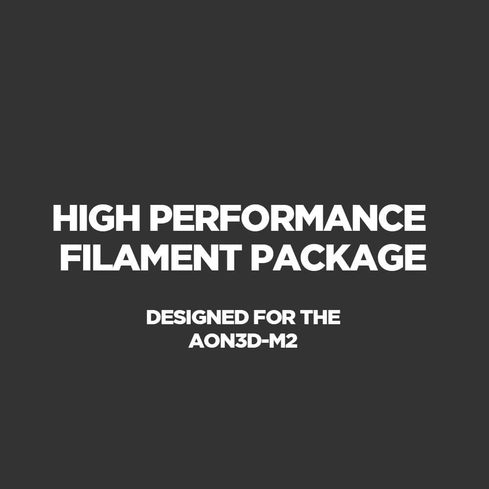 High Performance Filament Package AON3D Filament