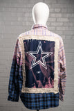 1 of 1 Dallas Cowboys Flannel (X-Large)