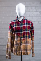 "1 of 1 ""90's"" Flannel (Medium)"