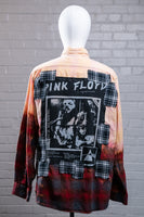 "1 of 1 ""Pink Floyd"" Flannel (X-Large)"