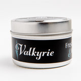 Valkyrie Candle - Fresh Citrus & Berries - CottonWood® Wick 4 Oz