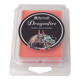 Dragonfire - Burnt Oak & Orange
