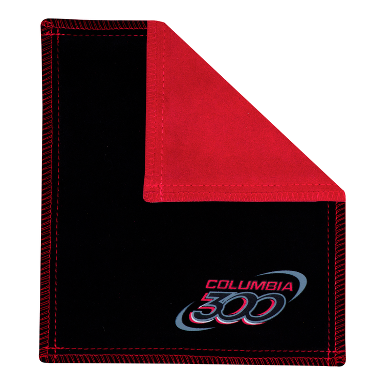 Columbia 300 Shammy Pad/Towel | Red