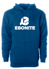 Ebonite Hooded Sweatshirt, Ebonite Bowling Hoodie, Bowling Hoodie