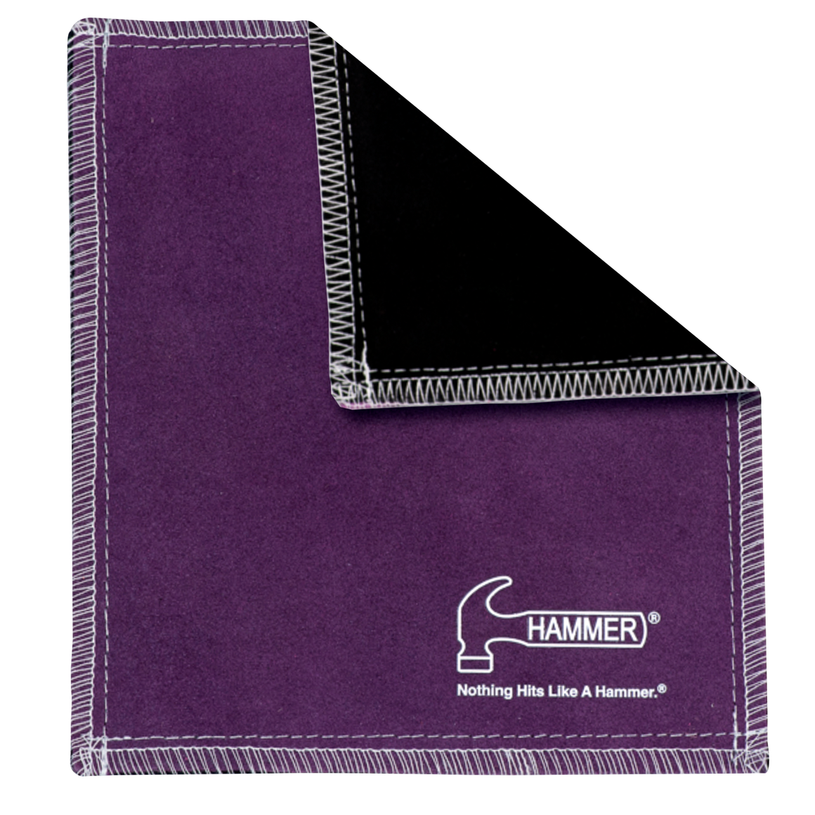 Hammer Shammy Pad/Towel | Purple