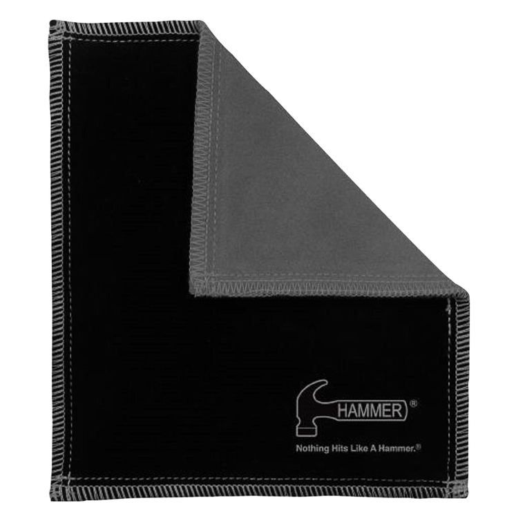 Hammer Shammy Pad/Towel | Carbon