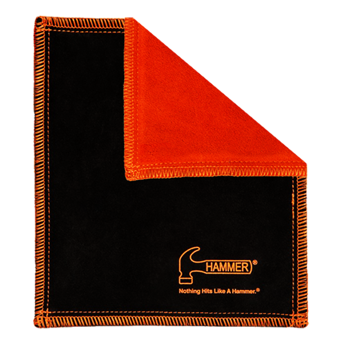 Hammer Shammy Pad/Towel | Orange