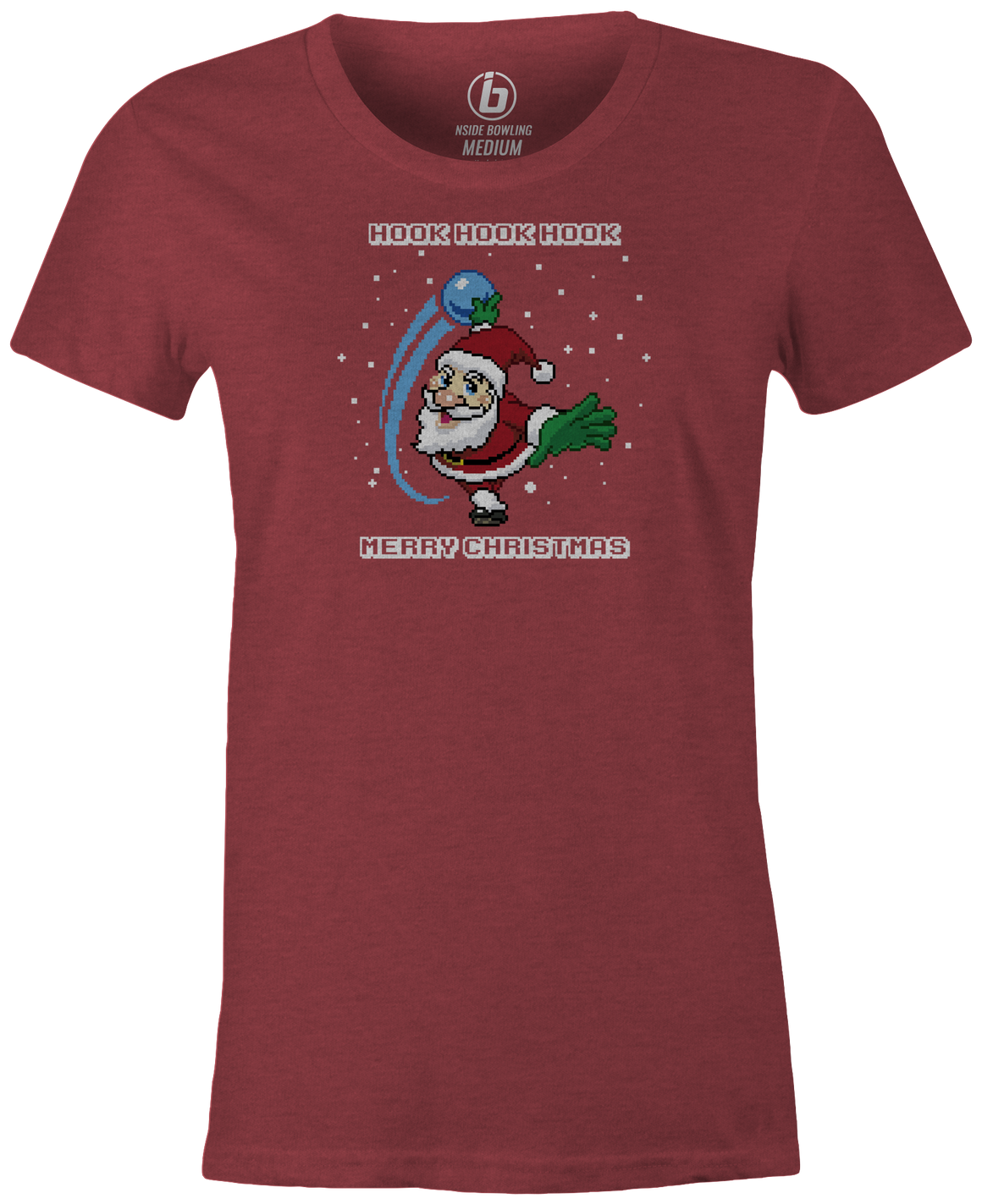 ugly bowling Christmas sweater tee t-shirt tshirt tee-shirt bowlingshirt shirt holiday gift guide