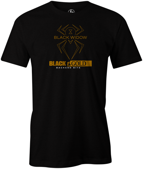 Black Widow Black/Gold