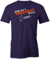 Bowling's Toughest Brand Men's T-Shirt, Purple, Tshirt, tee, tee-shirt, tee shirt, Hammer