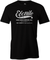 Ebonite Bowling T-Shirt Vintage Logo Black