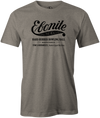 Ebonite Bowling T-Shirt Vintage Logo Gray