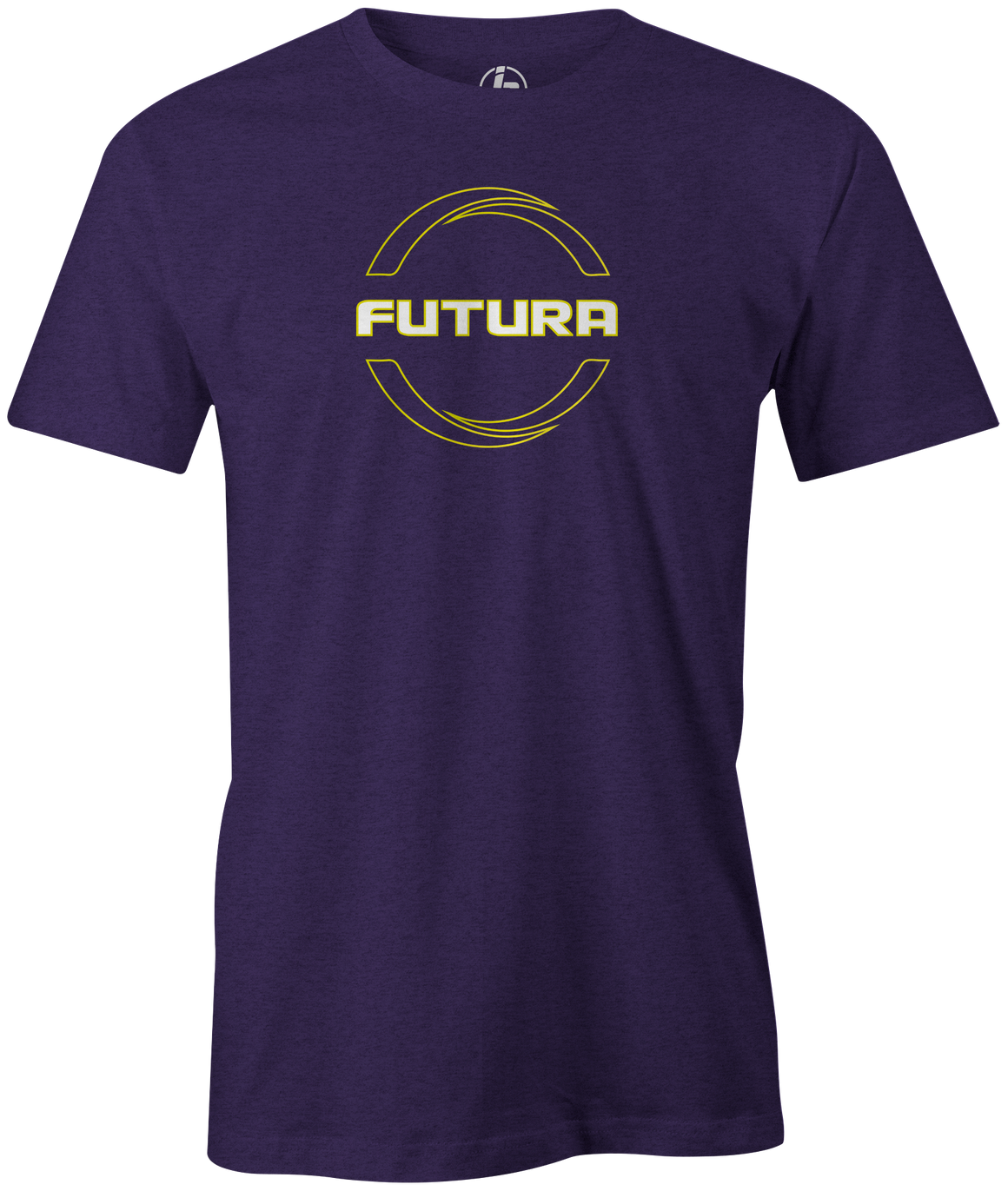 Futura Ebonite Bowling T-Shirt Purple tee