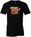 That 700's Club Bowling T-Shirt AznTheBowler Black